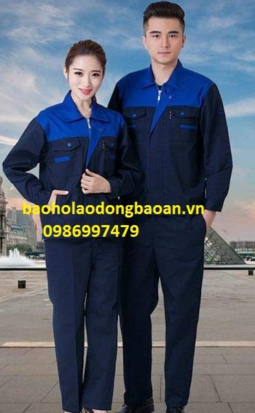 Bảo An Quần áo bảo hộ BA04 BA04