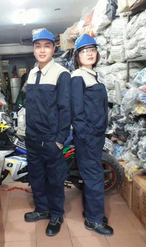 Quần áo bảo hộ lao động  BA113