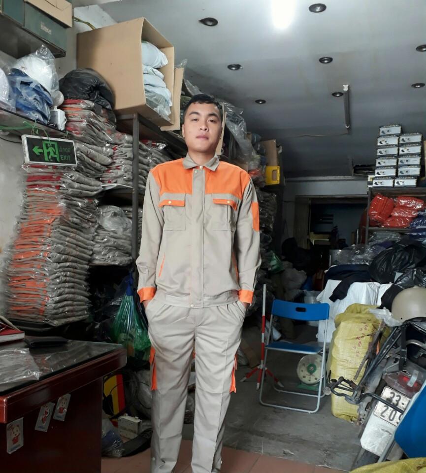 Bảo An Quần áo công nhân 02 BA02