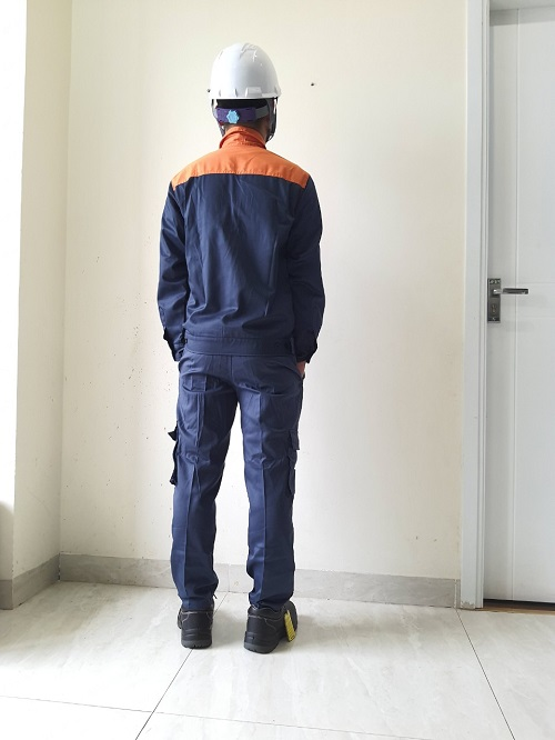 Bảo An Quần áo bảo hộ BA01 BA01