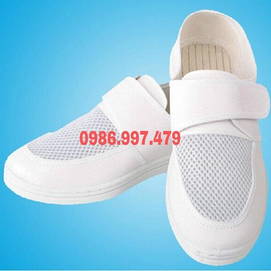 Giày chống tĩnh điện mặt lưới