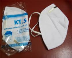 Khẩu trang KT5 loại 1