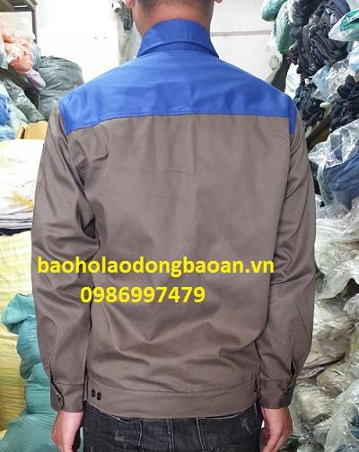 Bảo An Quần áo công nhân 099 BA099