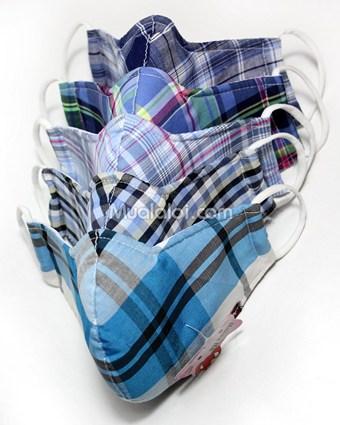 Khẩu trang vải lót lưới dày