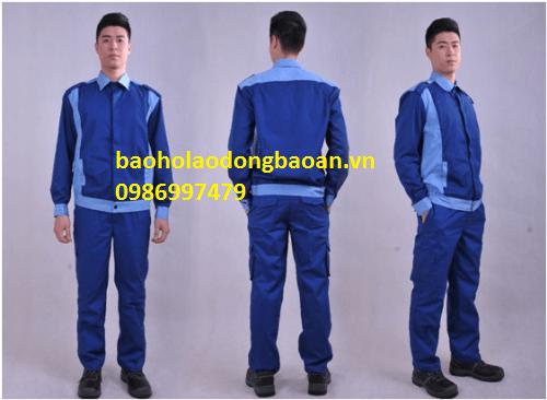 BẢO AN Quần áo công nhân 03 BA 03